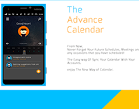 Advance Calendar