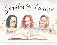 Blog - Garotas entre Livros