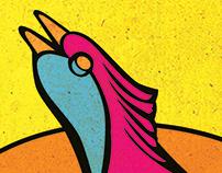 Iconography - Pueblito Los Dominicos (Chile - 2010)