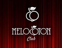Melocotón Club Branding