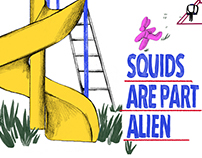 Squids Are Part Alien