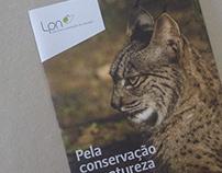Liga para a Protecção da Natureza_Folheto Institucional