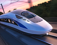 Sifang Project: A380 High Speed Train