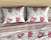 """""""Passiflora"""" Bed linen set"""