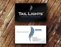 Tail Lights™ Brand, Pack, Print, Illustrate