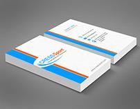 CRESS Sport | Business Card