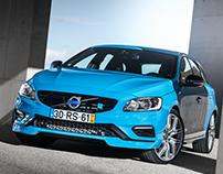 Volvo S60 & V60 Polestar - Motor O2
