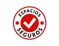 Logotipo Espacios Seguros (Holcim Argentina)