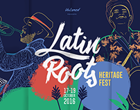 Latin Roots - Heritage Fest