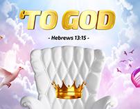 To God Motion Ident