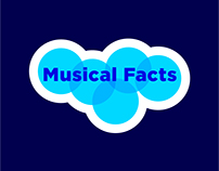 logo design AVRO Musical Facts