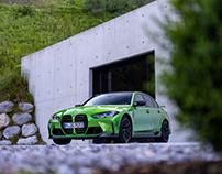 BMW M Performance Parts Media Drive 2021