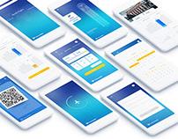 Nouvelair mobile app