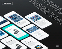 UX|UI Fitness Division