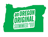 An Oregon Original // Point-of-Sale Campaign Identity