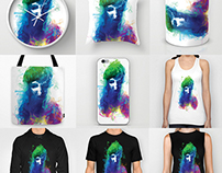 more cool stuff...on society6