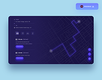 Directions Module UI - (Freebie)