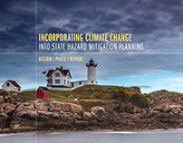 National FEMA Climate Change Print Collateral