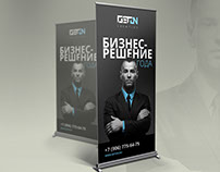 Roll Up. GetOn Creative Agency
