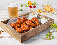 CHICKY'S WINGS & BEER