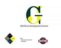 JG Workforce Development Logo Design