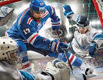 HC SKA 2015/16 // Match posters
