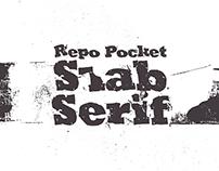 LRC Type - Repo Pocket Slab Serif (Free)