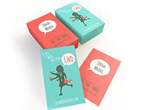Business Card Design LWD