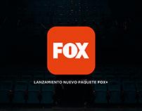 Evento de lanzamiento App de FOX Networks Group