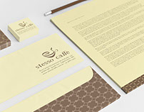 Branding | Stesso Caffè
