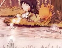 """Finders Keepers"" - Illustration"