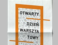 CRZ Krzywy Komin / Otwarty Dzień Warsztatowy. Wrocław//