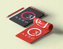 C3 Aero Creative Logo Design