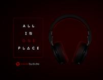 Beats Music (concept design)