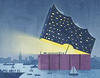 Elbphilharmonie (Illustration)