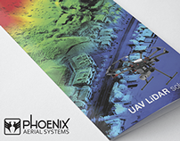 Phoenix Aerial Systems' Tradeshow Brochure