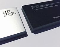iDDC Name card | iDDC 名片