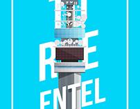 Minimal Vector / Torre Entel