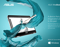 ASUS VIVOBOOK LAUNCHING