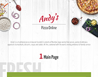 Andy's Pizza - Order Pizza Online