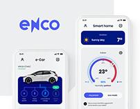 Enco - Digital platform for energy and utilities