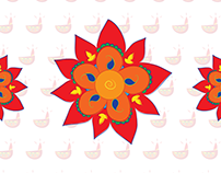 Diwali Illustrations 2015