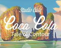 "CocaCola ""Tale of Contour"""
