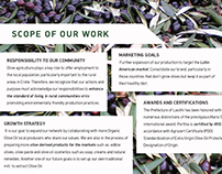 Porthia | Organic Olive Oil Corporate Profile
