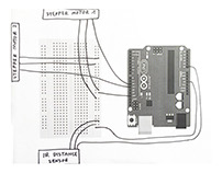 Programming & Electronics: Measuring Robot