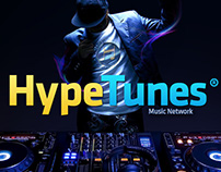 HypeTunes.com Music Cover Art Gallery