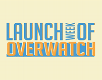 Overwatch - Infographic