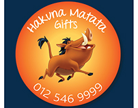 Internship Work completed at Hakuna Matata Gifts