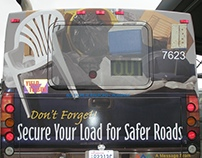 Secure Loads Bus Wrap