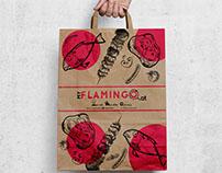 My Flamingo kurumsal kimlik